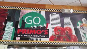 Go Primo Sign